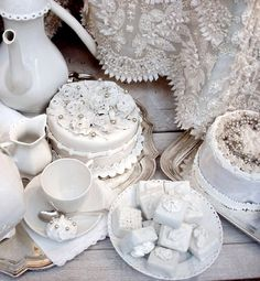 white tea party