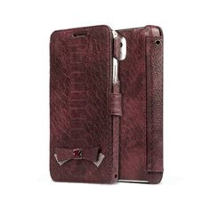 Samsung Galaxy Note 3 Croco Diary Collection - Wine
