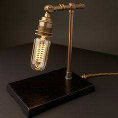 Vintage Edison Industrial Lamp