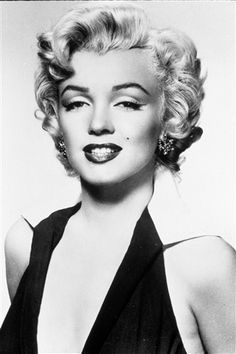 Marilyn Monroe (© Rainey Shuler/Solent News/Rex Features) Marilyn Monroe's (1926-1962) first contract with Columbia Pictures expired because they told her she wasn't pretty or talented enough to be an actress. Monroe kept plugging away and is one of the most iconic actresses and sex symbols of all time.