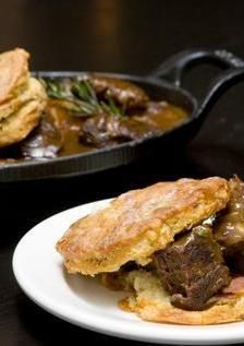 Cabernet Braised Short Ribs with Swiss Chard and Orecchiette for ...