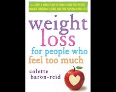 Enter for your chance to win one of five signed copies of Weight Loss for People Who Feel Too Much by everythingzoomer.com featured blogger and spiritual life coach, Colette Baron-Reid.