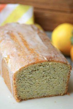 Meyer Lemon Poppy Seed Bread (Gluten Free)