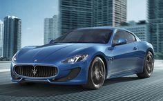 New Maserati GranTurismo Sport