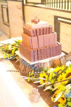 A Little Debbie Snack cake.