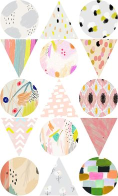 colour, graphic, patterns, color, inspir, textil, ashley goldberg, goldberg pattern, design