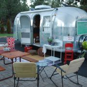 Glamping in style.