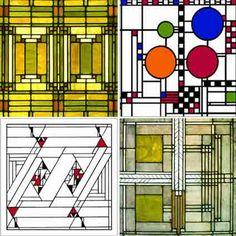 Frank Lloyd Wright designs
