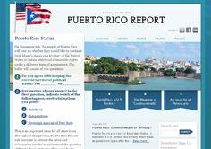 Puerto Rico Report/ designer: Tom Hapgood