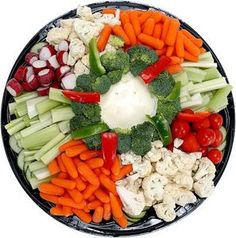 How to Make Party Platters on a Budget thumbnail