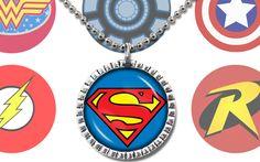 Superhero Sheet