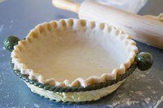 Easy All-Butter Pie Crust   Sugarcrafter