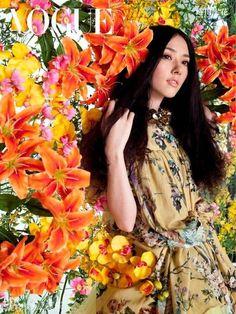 Mika Ninagawa for Vogue Taiwan