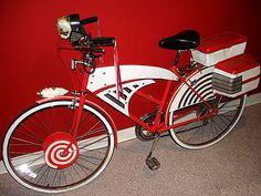 Pee Wee's bike...