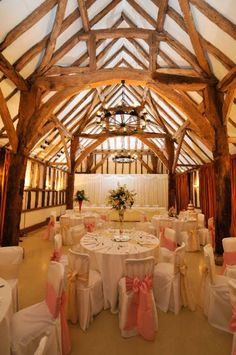 The Great Barn-Studio - Denham Court Farm wedding venue in Denham Village (nr Uxbridge), Buckinghamshire. Denham Court Farm is a magnificent and tranquil Grade II listed barn complex located in an idyllic setting. See all Buckinghamshire venues here http://www.weddingvenues.com/search.php?venue_name=&city=&county=buckinghamshire&venue_type=#