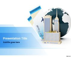 Exceptional business trip PowerPoint template is an awesome slide design for business presentations that you can download to make presentations using Microsoft PowerPoint 2010 and 2013 but also Keynote
