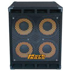 Markbass bass amps.