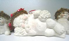 Are You Cute Ready? Dreamsicles Hand Crafted Art Angel cherub collection!