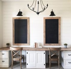 Modern farmhouse liv