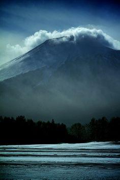 Mt.Iwate, Japan
