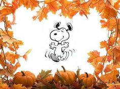 ~ Snoopy doing the A