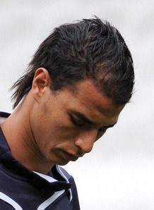 chamakh: the mohawk / mullet