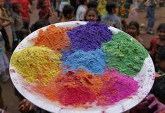 Holi Festival India, have fun !