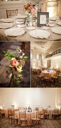 old hotel glamour #wedding #venue