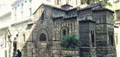 Panayia Kapnikarea Church in Ermou street - O&B Athens Boutique Hotel - Google+