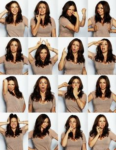 Maya Rudolph. her facial expressions are the best
