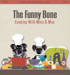 A cooking adventure the doxies won't soon forget.