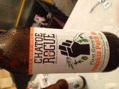 Gostosa :-) Cerveja de abóbora.