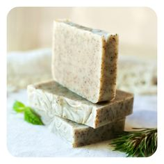 Organic Soap and how Peppermint oil can help your skin!