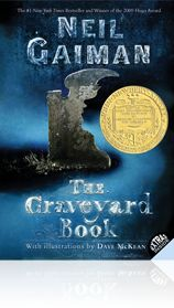 Neil Gaiman reads The Graveyard Book in it's entirety (video)