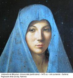 antonello da messina The Annunciation of Palermo