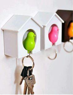 concept...wood key holder