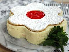 Recetas   Torta de chocolate blanco   Utilisima.com