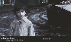 Why we love Once Upon a Time - 'Roland Hood'