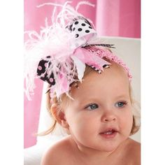 Mud Pie Baby Headband