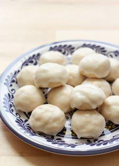 Glazed Lemon Drop Cookies recipe by Barefeet In The Kitchen