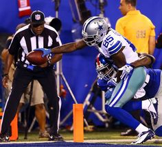 Dallas @Cowboys Receiver Kevin Ogletree Becomes Overnight Sensation