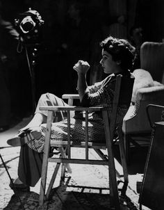Elizabeth Taylor via the Impossible Cool