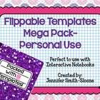 interact notebook, interact student, templat pack, mega pack, papers, kids, interactive notebooks, student notebook, school idea