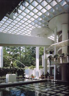 Entelechy II 1986 - Sea Island, Georgia Architect John Portman