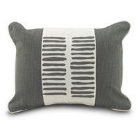 Sticks Pillow - Pewter STIP-P13