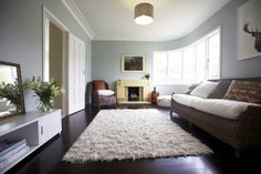 Lounge on pinterest duck egg blue neutral living rooms and brown couch - Deco lounge blue duck ...