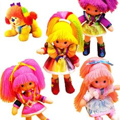 Ghost Of The Doll :: 1980's & 1990's Toy ID! 90S
