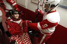 Jack got a fist bump from teammate Zack Hale. http://www.startribune.com/sports/preps/140244473.html