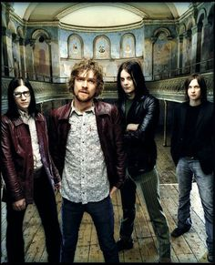 The Raconteurs - Favorite band that involved Jack White...yes even more than the White Stripes.