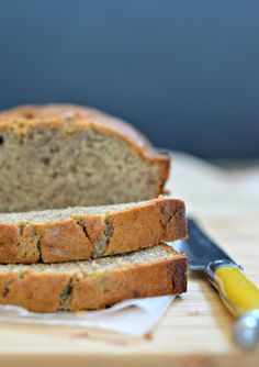 The ultimate Brown Butter Banana Bread recipe. Seriously you don't need another recipe after you try this one!  mountainmamacooks.com